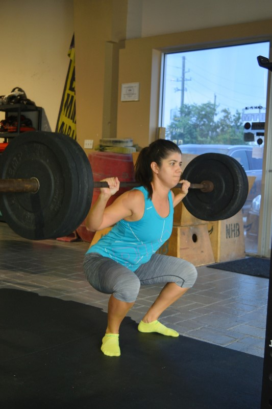 Alejandra | NHB CrossFit in Katy