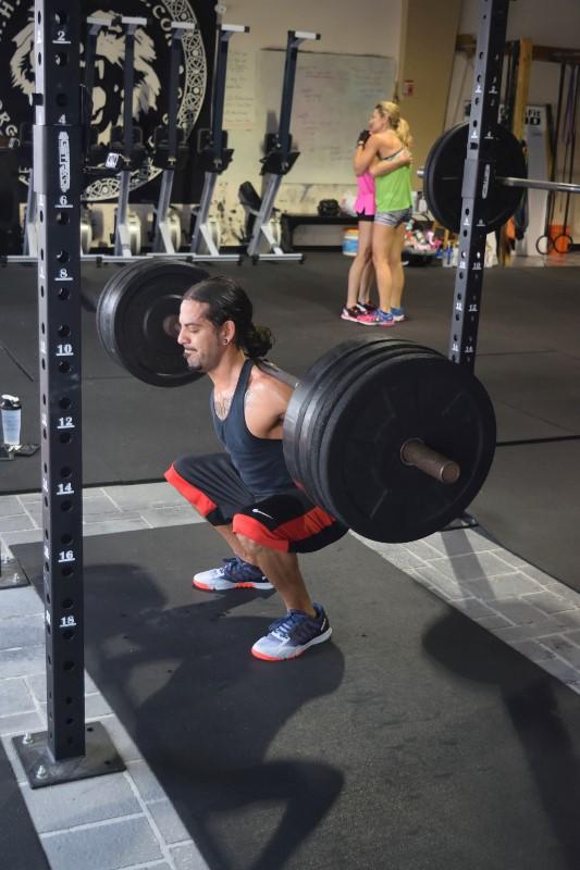 Gilberto Garza | CrossFit Coach Katy TX