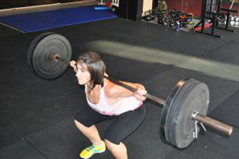 Lara   NHB CrossFit in Katy