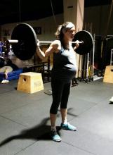 Vanessa Jackson | CrossFit Coach Katy TX