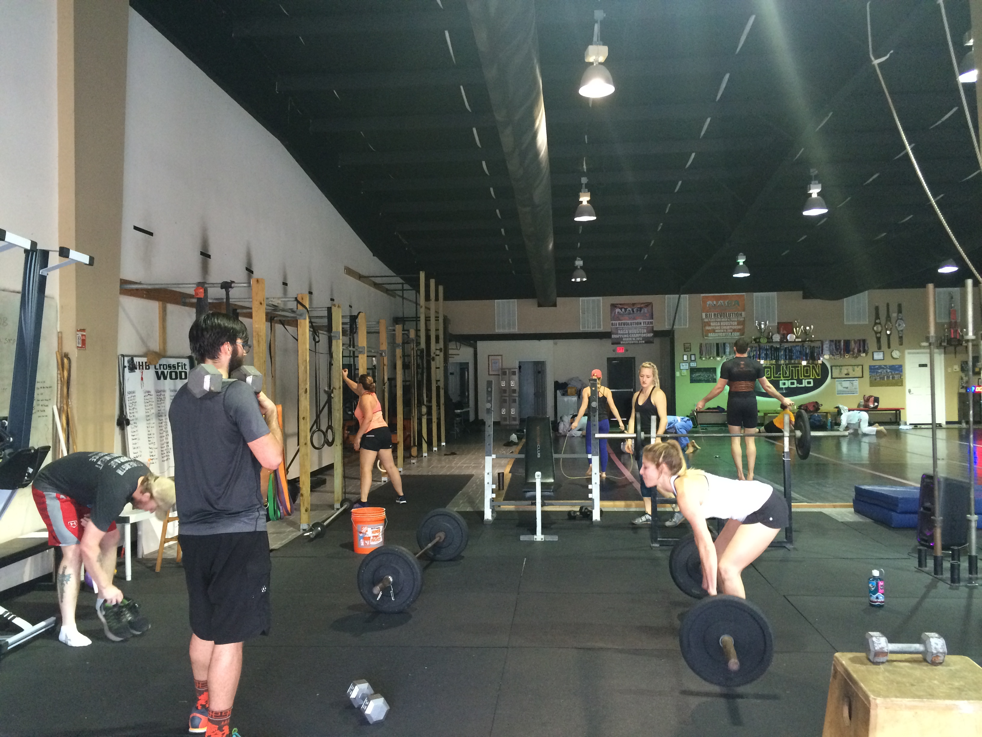 Workout Of The Day   NHB Crossfit Katy
